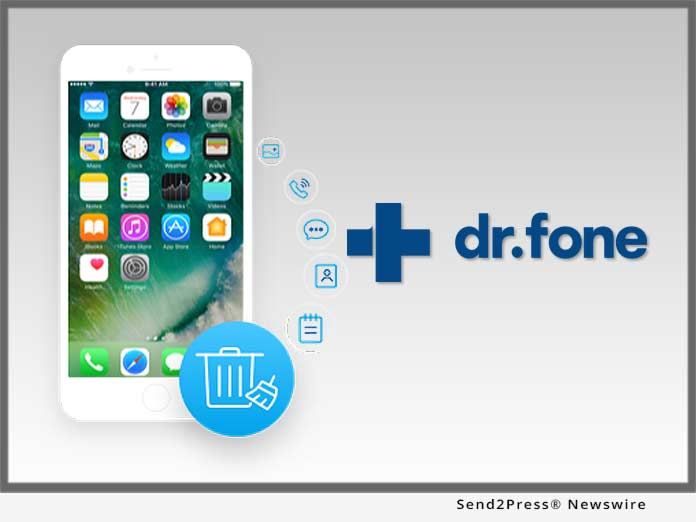 dr fone wondershare iphone
