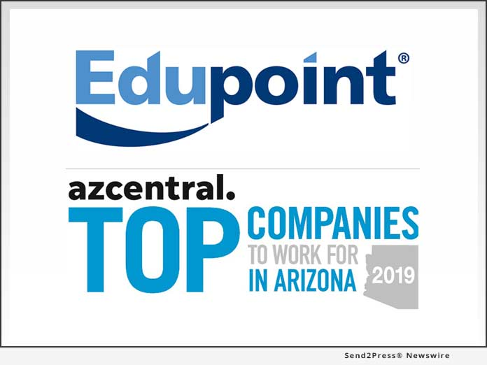 Software: Edupoint Educational Systems Makes 'Top Companies to Work ...