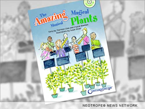 The Amazing Magical Musical Plants