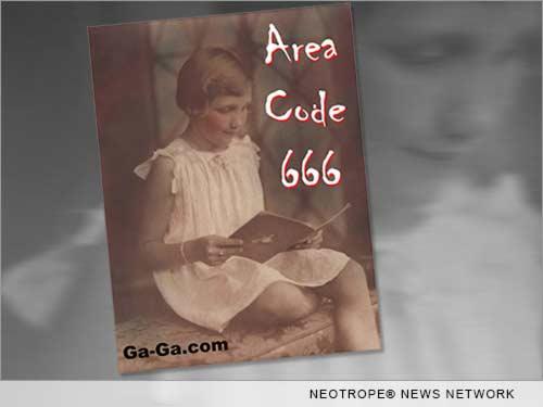 Area Code 666 Book Serial