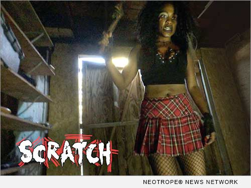 SCRATCH Horror-Comedy Film