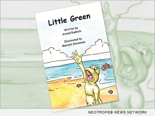 Book - Little Green