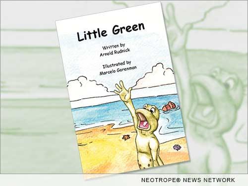 Book - Little Green