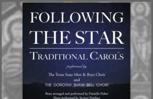 Following The Star; Traditional Carols