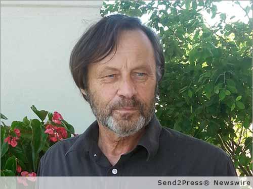 author-artist Daniel Leske