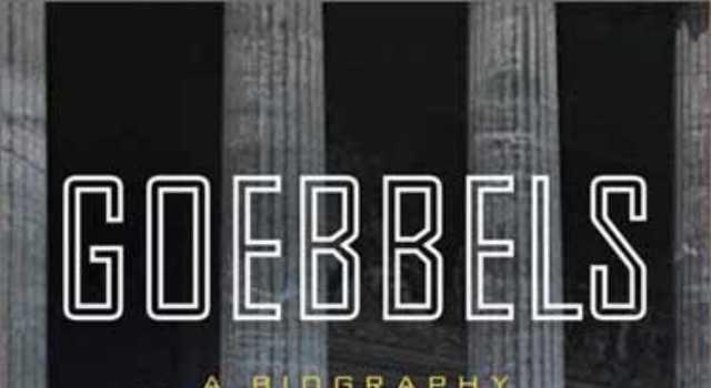 Goebbels: A Biography