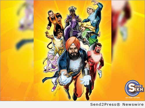 SuperSikh and The Atma Defenders