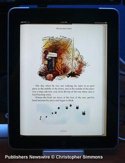 Winnie the Pooh iBooks