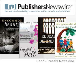 Publishers Newswire books to bookmark