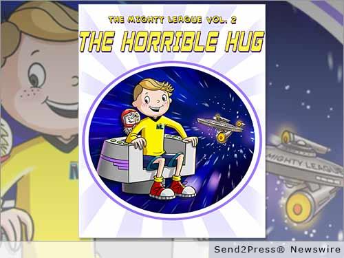 Horrible Hug Book