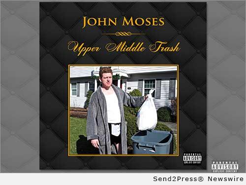 Comedian John Moses
