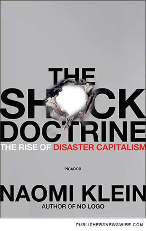 BOOK - The Shock Doctrine